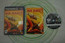Air raid 3 ps2 pal