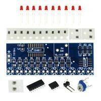 NE555 &CD4017 DIY Laufende LED LED Licht Elektronische Q0O0 Suite DIY O2M0