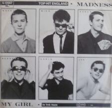 "7"" 1979 SKA KULT IN MINT- ! MADNESS : My Girl"