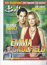 Buffy Angel Official Mag Emma Caulfield Kelly Donovan Sarah Hagan Jane Espenson