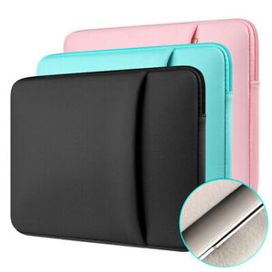 Laptop Sleeve Case  Bag Cover  For Apple Mac Lenovo  Dell Asus 11 13 15 inch Hot