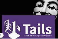 Tails DVD Bootable Latest Desktop 4.9 Version Install Live Uses 64 Bit OS