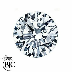 Loose 0.47ct Natural Mined Round Brilliant Cut Excellent White Diamond Diamonds