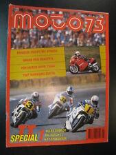 Moto 73 #12 15 juni 1989 (NL) poster Grand Prix Beauty's (Grid Girls) TT-Special