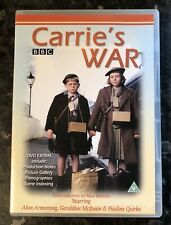 CARRIE'S WAR BBC DVD 2003 (PAULINE QUIRKE) VERY GOOD CONDITION