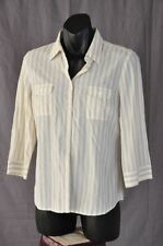 Sportscraft Cotton Blend Striped Tops & Blouses for Women