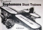 Testors SOPHOMORE 09, 19 & 29 PLANS + FM ARTICLE to Build Three Model Airplanes