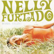 NELLY FURTADO Whoa, Nelly! (2000) Special Edition 16-track CD album BRAND NEW