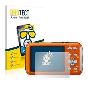 Panasonic Lumix DMC-FT30 , 2 x BROTECT® Matte Screen Protector, anti-glare