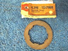 1934-55 BUICK OLDSMOBILE  TRANSMISSION 2ND SPEED GEAR THRUST WASHER  NEW  117