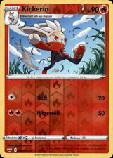 Pokemon 33/202 Kickerlo - Schwert & Schild 1 - Reverse Holo