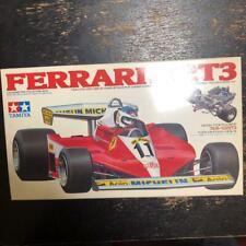 Tamiya 1/20 Ferrari 312T3 Gilles Villeneuve Carlos Reutemann Plastic Model JAPAN
