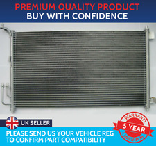CONDENSER AIR CON RADIATOR TO FIT NISSAN MICRA K12 JUKE F15 NOTE RENAULT MODUS