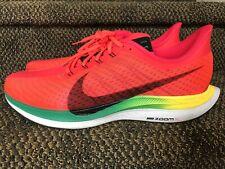 Men's Nike Air Zoom Pegasus 35 TurboRunning Shoes Red Orbit BV6104-600 Size 14