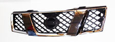 Front Radiator Grille Chrome & Black For Nissan Navara D40/Pathfinder R51 >01/10