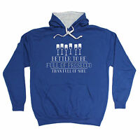 Better To Be Full Of Prosecco Than Full Of S**t HOODIE hoody birthday gift wine