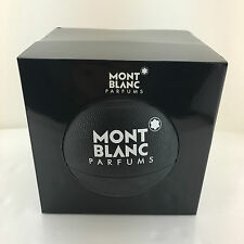 Mont Blanc Parfums Black Basketball, New in box