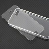 Crystal CLEAR Transparent Silicone Tpu Cover Case For APPLE iPHONE SE 5 5S