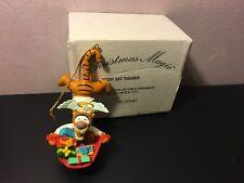 "Disney Grolier Ornament In Box - Winnie the Pooh - Tigger - 5"""