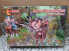 Mars 72034 , 1/72 Scots Mercenaries (30 Years War)