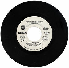 "AL DOWNING  ""GIMME SOME LOVIN' c/w THE WHOLE WOLD'S GONE FUNKY""  DEMO  70's SOUL"