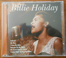 Billy Holiday CD Made in Australia PC1200