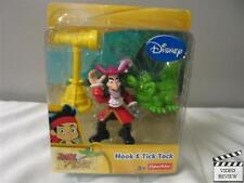 Hook & Tick Tock - Jake and the Neverland Pirates NEW Fisher-Price, Disney