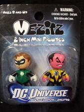 "OMD-Itz: DC UNIVERSE ""GREEN LANTERN/Sinestro"" Mini-figs (MEZCO)"
