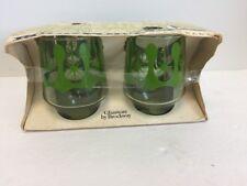Retro Glassware By Brockway Rockport Set of 4 Beverage Glasses. S