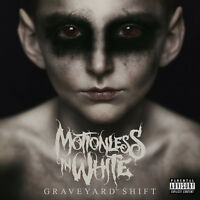 Motionless in White - Graveyard Shift [New CD] Explicit