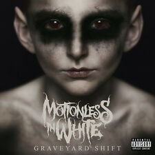 Motionless in White - Graveyard Shift [New CD] Explicit