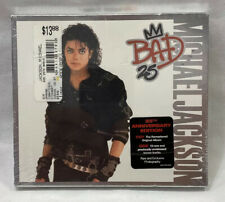 Bad 25th Anniversary Edition Michael Jackson 2 CD Set-Sealed