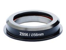 Reverse Base Steuersatz Lower Cup ZS56/30+40 schwarz