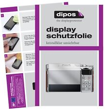 5x Schutzfolie für Fujifilm X-A5 Display Folie klar Displayschutzfolie