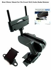 1 Nice Car Mount For Rear Mirror Escort MAX MAX2 Series,Bel, GT-7 Radar Detector