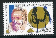 STAMP / TIMBRE FRANCE OBLITERE N° 3146 PORTRAIT HENRI IV