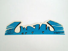 MANONE LOS ANGELES 2013 VINYL STICKER - 17x5cm - Pegatina - Decal - STREET ART