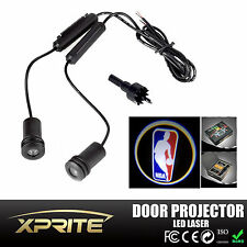 2 x For 5W LED Car Door Laser Projector Ghost Shadow Step Light Logo-NBA