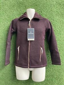 New Craghoppers Womens Outdoor Winter Nairn Fleece Jacket Size 18 Port Marl