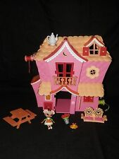 """BLOSSOM FLOWER POT """"Sew Sweet Playhouse"""" LALALOOPSY Playset for Mini's"""