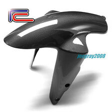 RC Carbon Fiber Front Fender Mudguard DUCATI Streetfighter S 1100 848