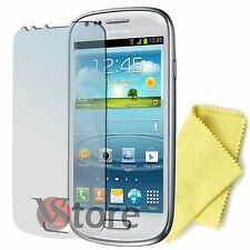 10 Films for SAMSUNG GALAXY S3 Mini i8190 Screen Protector Display 4""