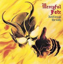 Mercyful Fate:Don't Break The Oath/Return Of The Vampire(2 CD SET 2004) OOP*RARE