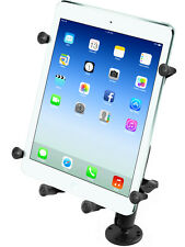 RAM X-Grip Flat Surface/Drill Down Mount for iPad Pro, Other Large Tablets