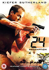 24 - Redemption (DVD, 2008)