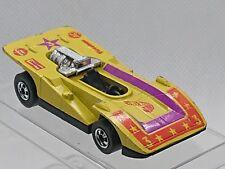 1978 Hot Wheels Steam Roller Speedway Special 7 Star Hong Kong    st# hw1196