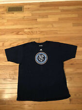 New York City FC MLS Adidas Shirt Men's Size 2X