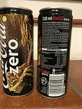 "Coca Cola Zero Serie ""Taste The Felling"" 330 ml Lattina foto inserzione:leggI"