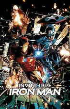 Invincible Iron Man, Volume 3: Civil War II by Bendis, Brian Michael -Hcover