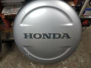 02-06 Honda CRV OEM REAR SPARE TIRE COVER.rd4,rd5,rd9,rd6,rd8,rd7,fullmark,k24